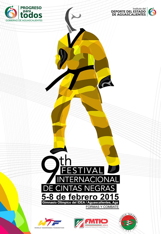 AFICHE Festival Cintas Negras