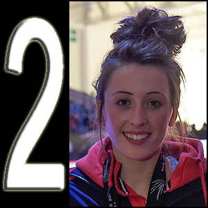 #2 Enero 2015,  Jade Jones (GBR)