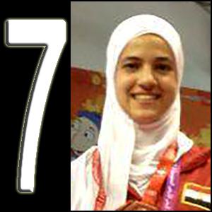 #7 Enero 2015, Hedaya Malak Wahba (EGY)
