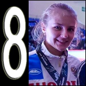 #8 Enero 2015, Anastasia Baryshnikova (RUS)