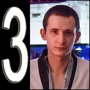 #3 Enero 2015, Albert Gaun (RUS)