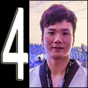 #4 Enero 2015, Dongmin Cha (KOR)