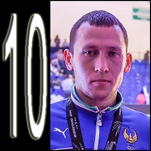#10 Enero 2015, Jasur Baykuziyev (UZB)