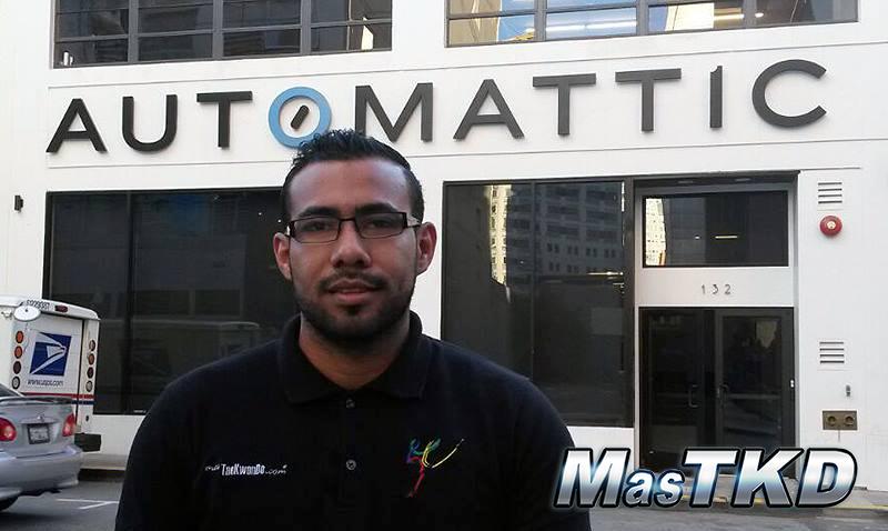 Cristian Sanchez, MasTKD