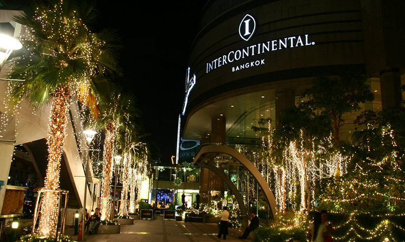 Bangkok Intercontinental Hotel