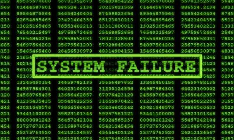 Error en el sistema del Ranking