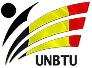 Union Nationale Belge Taekwondo Logo