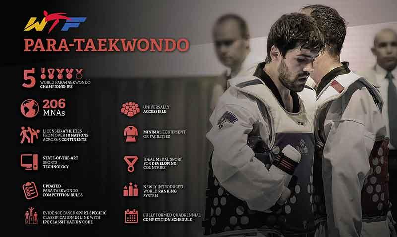 Para-Taekwondo - info