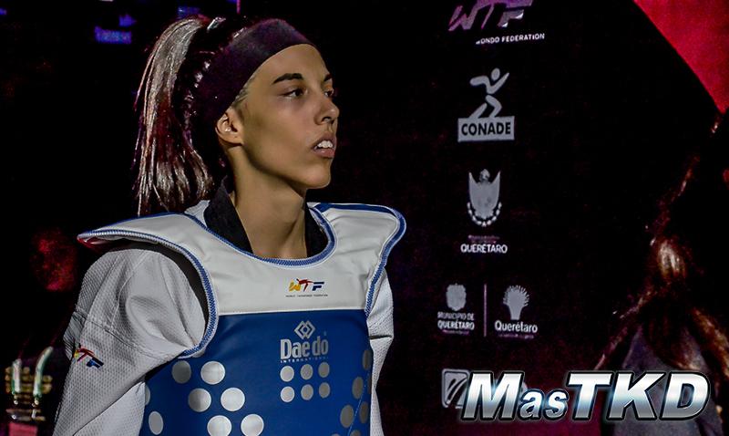 Mejor Atleta Femenino  Eva Calvo Gómez (ESP)