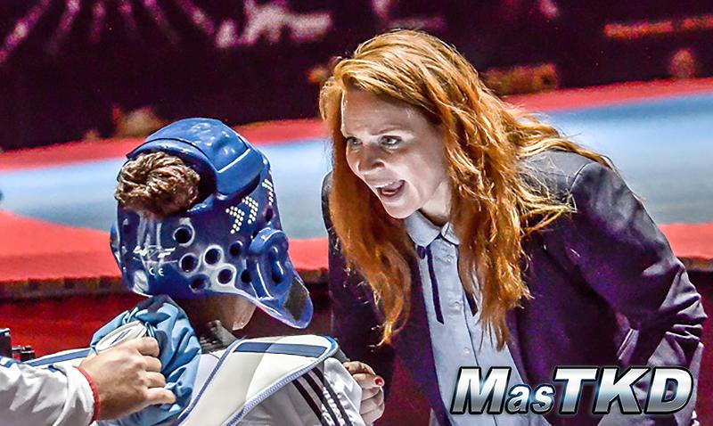 Mejor Coach Femenino  Myriam Baverel (FRA)