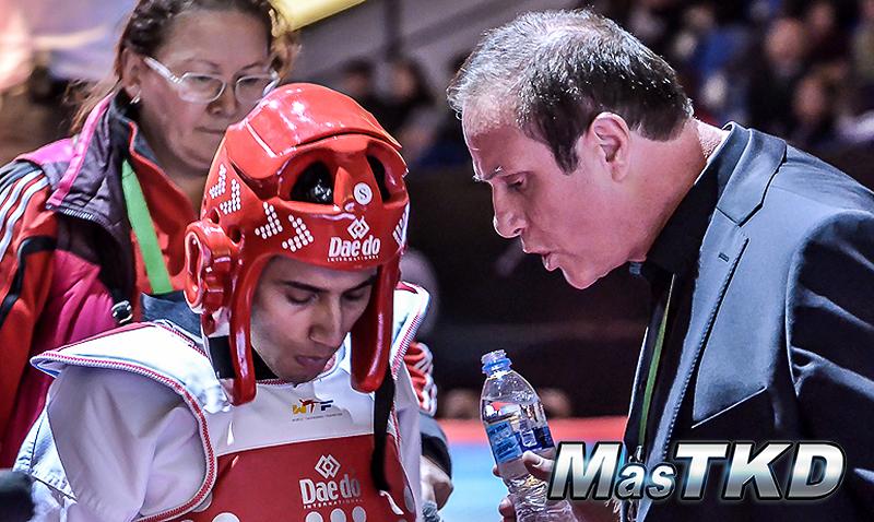 Mejor Coach Masculino  Ali Sahin (TUR)