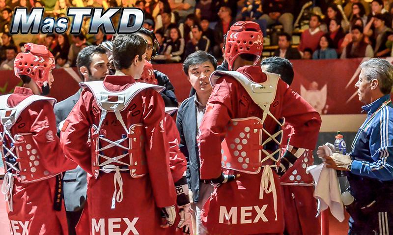 Mejor Equipo Masculino  México (MEX)