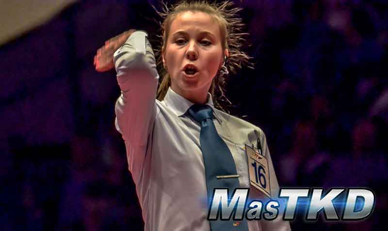 Referís Internacionales de Taekwondo