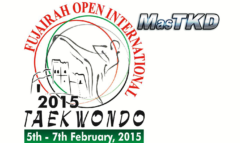 Banner del 3rd Fujairah Open International Championships