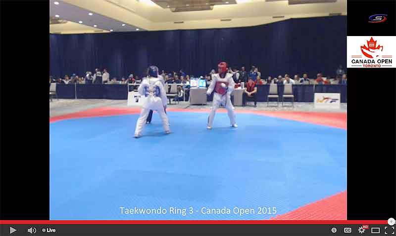 Canada Open 2015 en Vivo