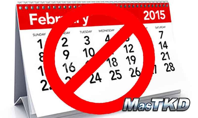 Febrero Prohibido
