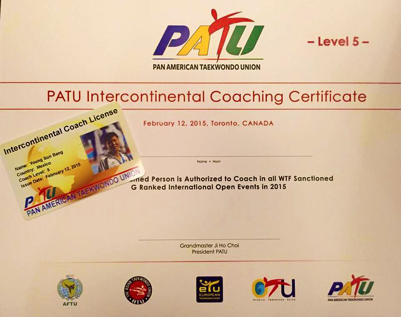 Certificación del 1er Curso de Certificación para Coach