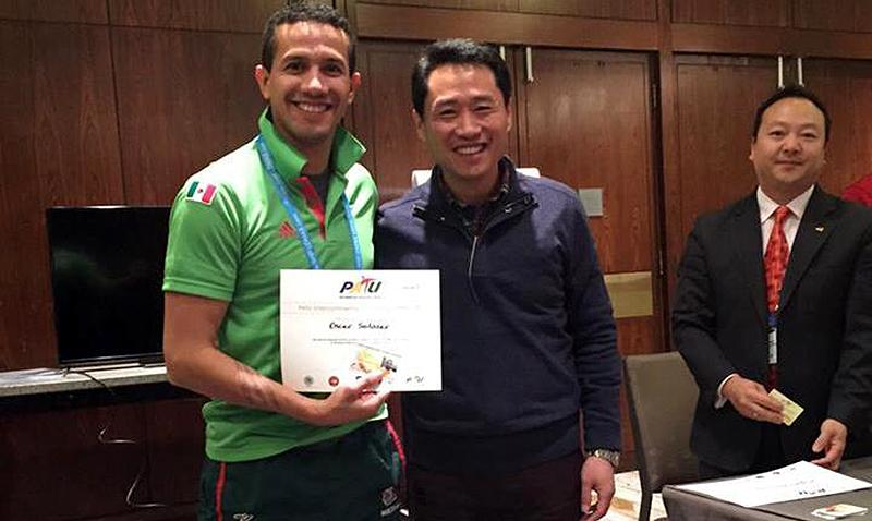 Entrega de diplomas del 1er Curso de Certificación para Coach