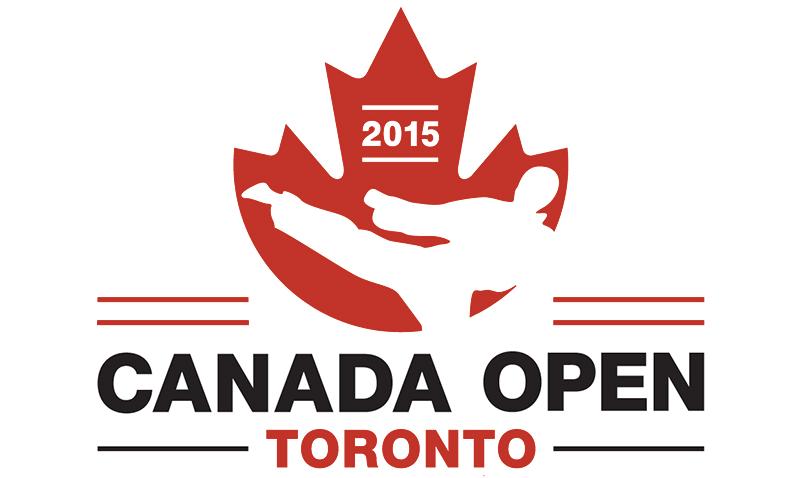 Logo Canada Open 2015