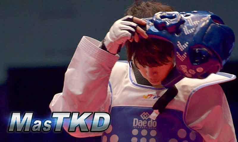 MasTKD es 100% Taekwondo