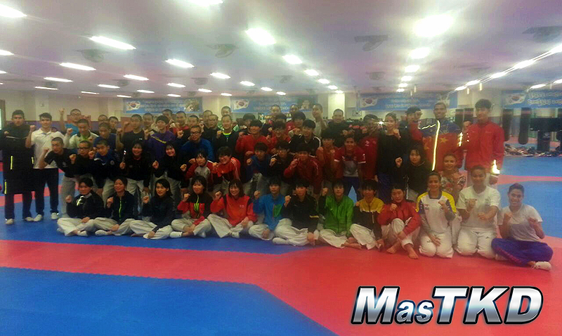 Taekwondo-Venezuela-en-Corea
