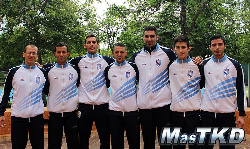 Argentina_Taekwondo_Team