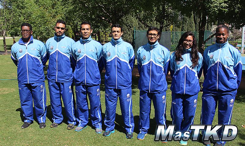 Honduras_Taekwondo_Team