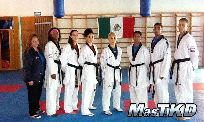 PuertoRico_Taekwondo_Team