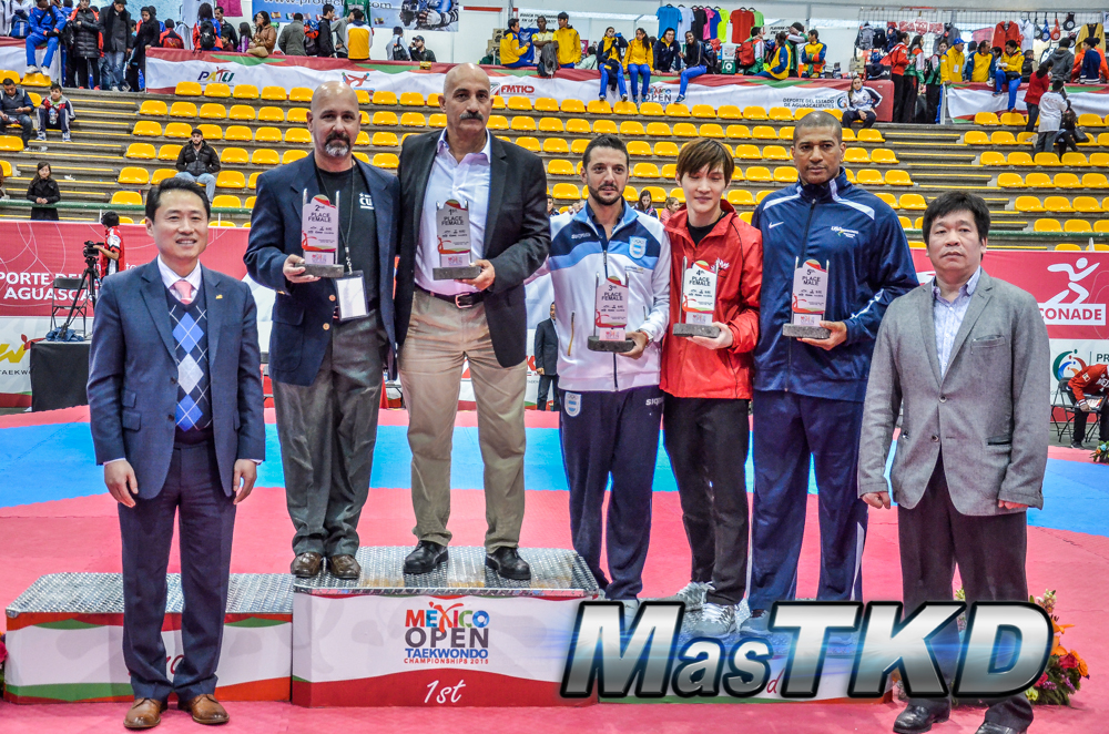 Best Male Team - Mejor Equipo Masculino
