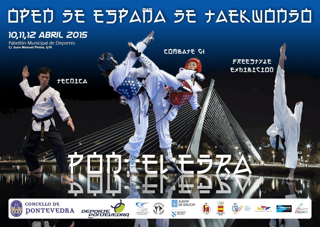Poster_Open-de-Espania-de-Taekwondo_