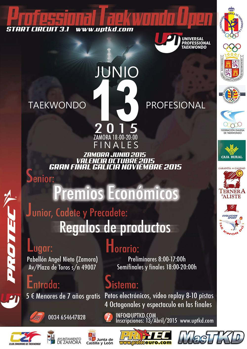 Universal-Professional-Taekwondo_poster