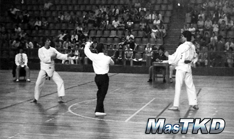 Taekwondo-Vieja-Escuela