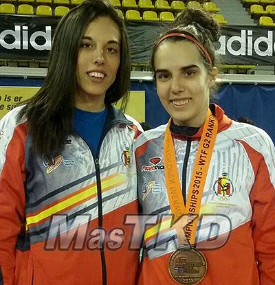 Eva-y-Marta-Calvo_ESP_Taekwondo