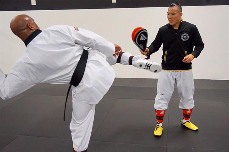 Anderson-Silva_BRA_Taekwondo