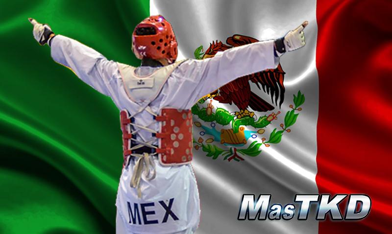 MEX-Taekwondo-Flag_
