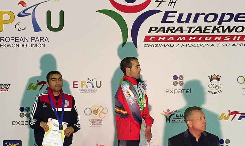 Podio_Europeo_Para-Taekwondo_home