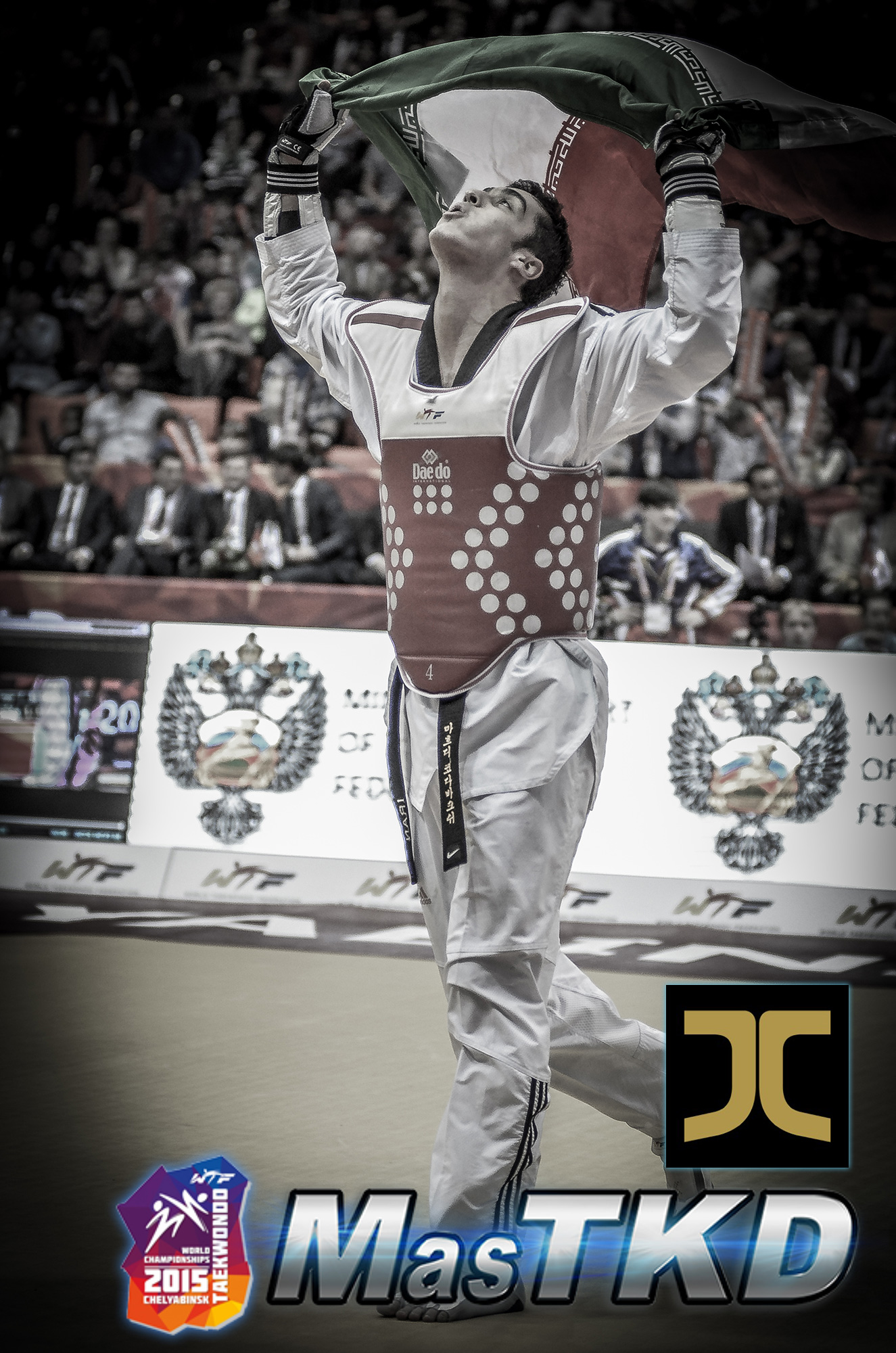 JCalicu Seleccion fotos mundial Taekwondo Día 7
