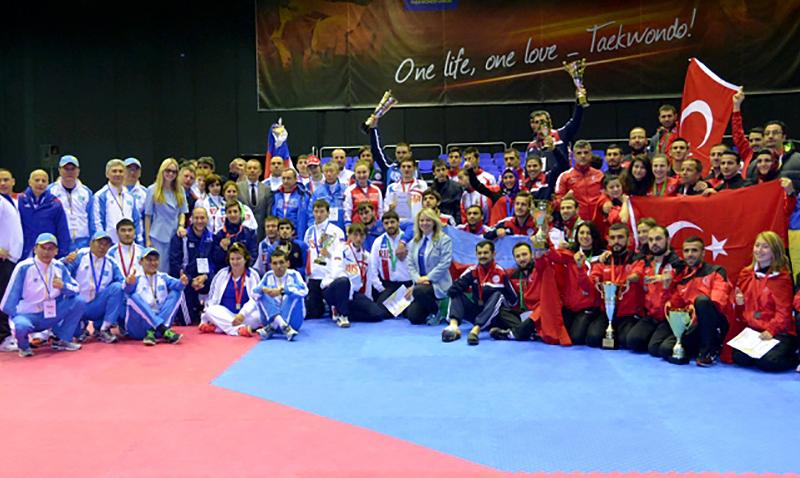Para-Taekwondo_Ranking