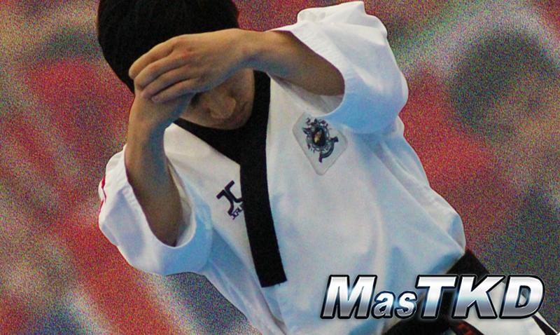 Taekwondo-WTF-Poomsae_