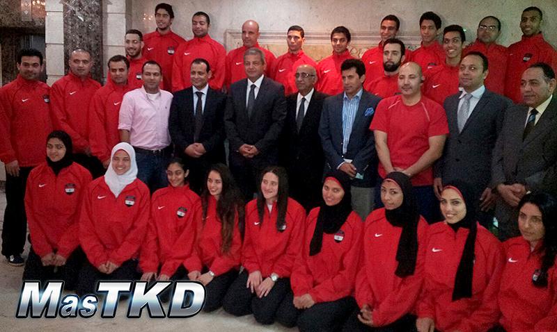 Egypt_Taekwondo_Team_