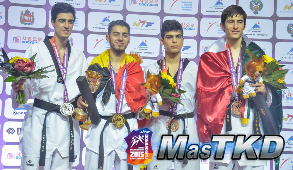 Podio_M-63_Mundial-Taekwondo_DSC6659