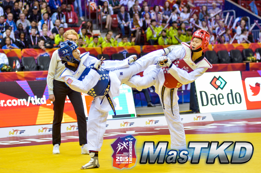Mundial-Taekwondo_Dia4_Semifinal Femenino -67 Kg