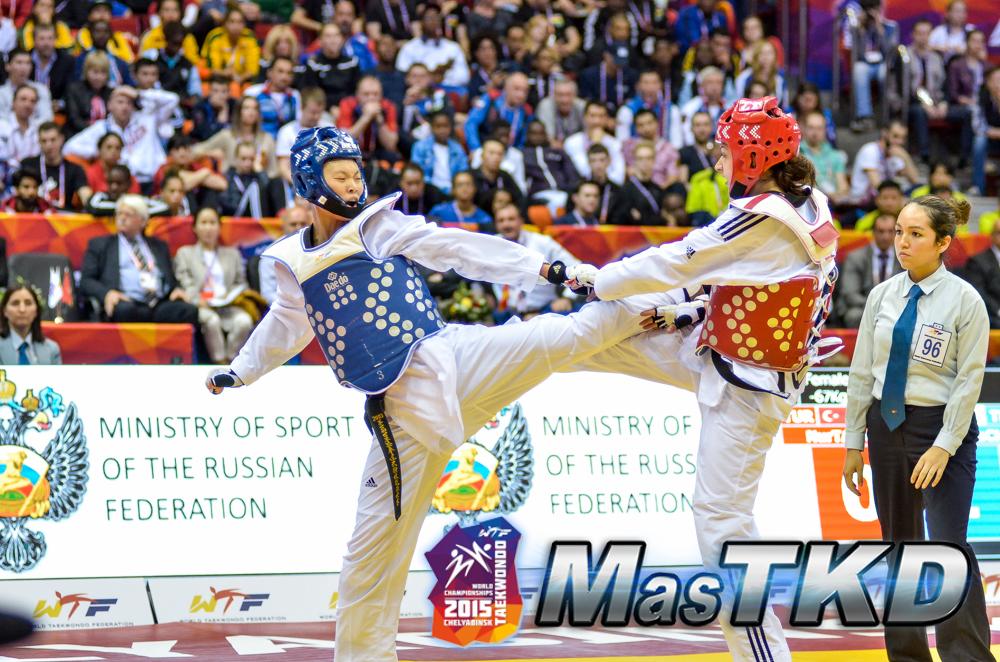 Mundial-Final Femenino -67 Kg
