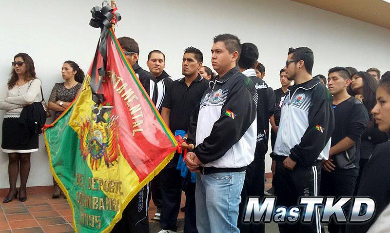 Funeral_Taekwondo-Bolivia_
