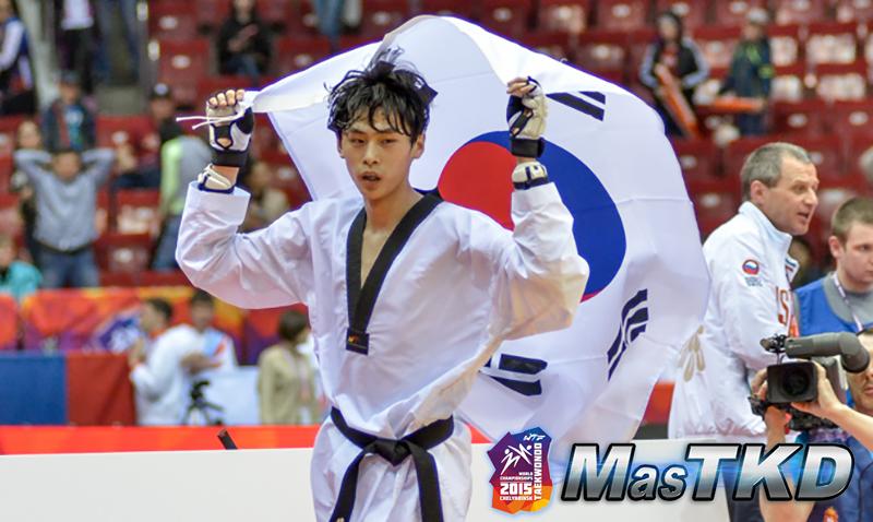 Mundial-Taekwondo-KOR-Gold