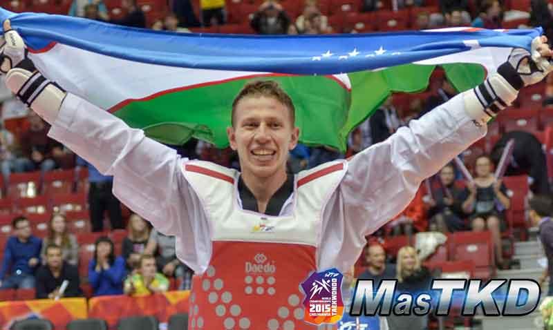 Dmitriy Shokin UZB