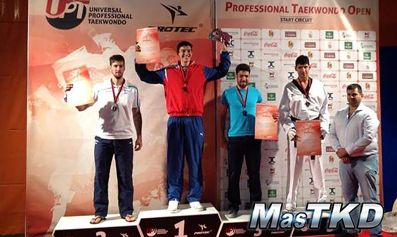 Professional-Taekwondo-Open_Podio
