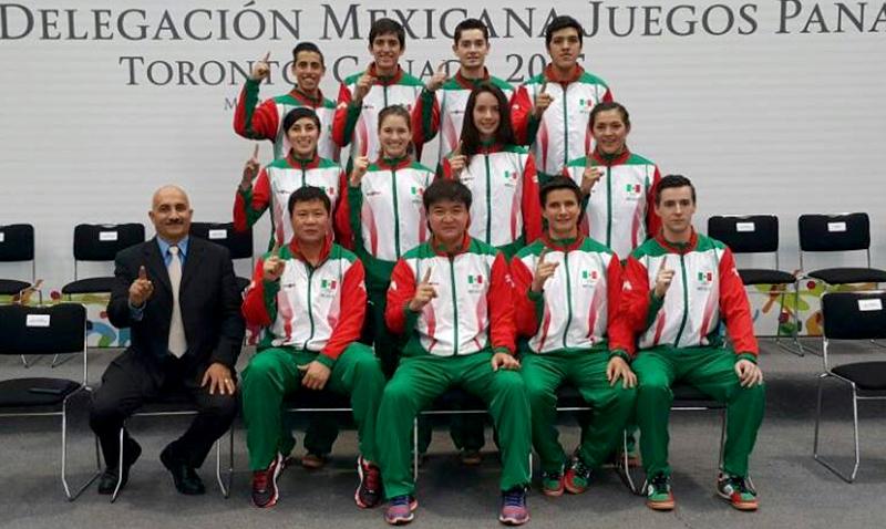 Mexico-Team_Taekwondo_Toronto2015_
