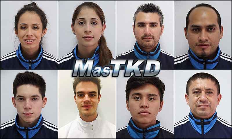 Guatemalan team Toronto 2015