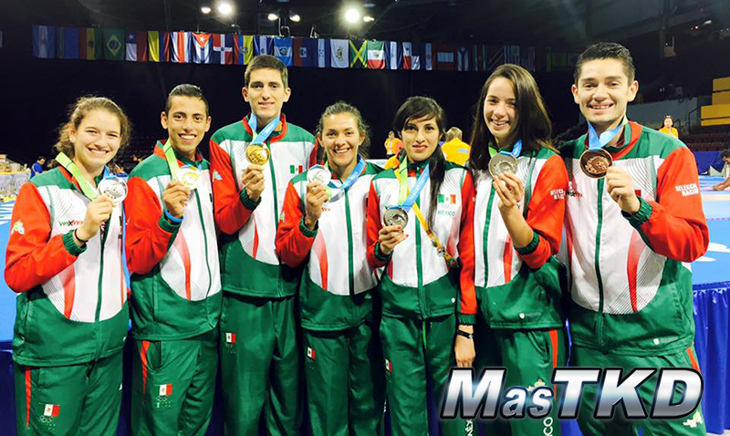 MEX-Team_Taekwondo